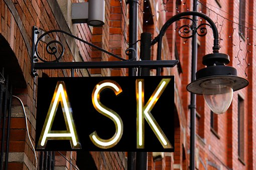 Verdikkeme, waarom is vragen toch zo verdomdmoeilijk…